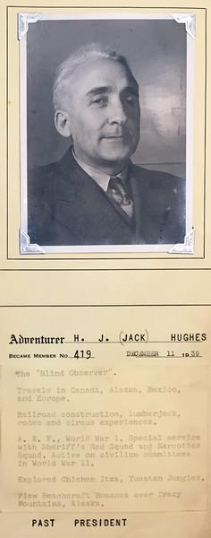 Hughs, Jack