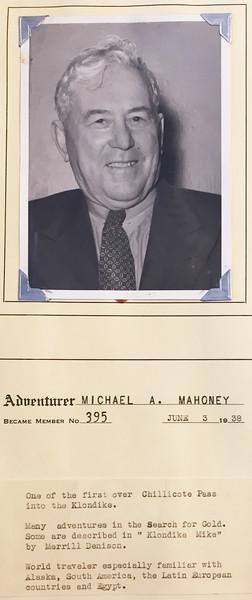 Mahoney, Michael