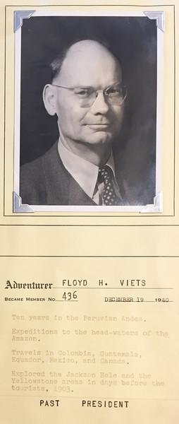Viets, Floyd