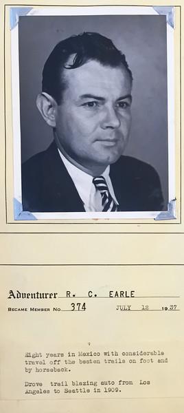 Earle, R.C.