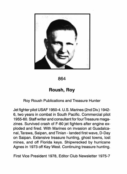 Roush, Roy