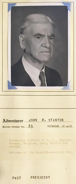 Stanton, John