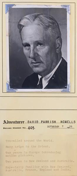 Howells, David