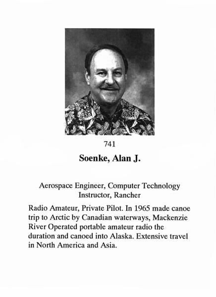 Soenke, Alan J.