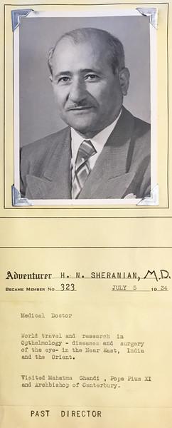 Sheranian, H. N.
