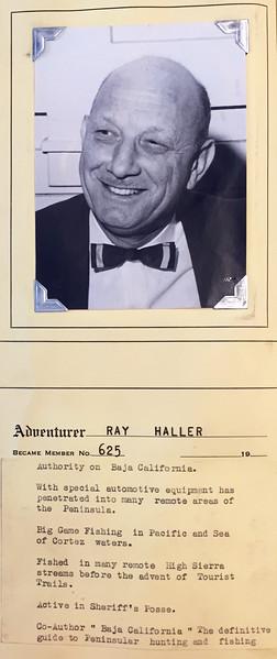 0625 Haller, Ray