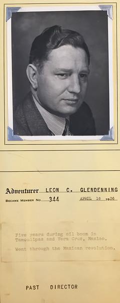Glendenning, Leon