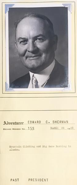 Sherman, Edward