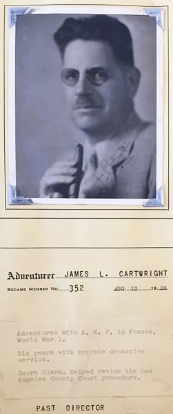 Cartwright, James