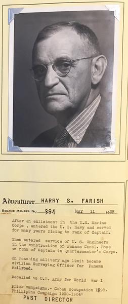 Farish, Harry
