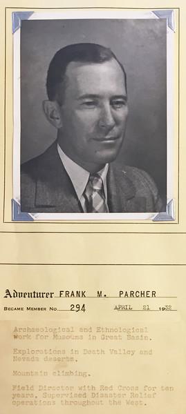 Parcher, Frank