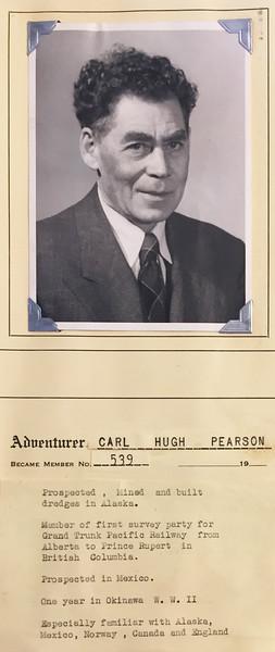 Pearson, Carl