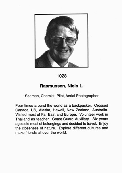 Rasmussen, Niels L.