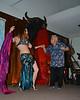 Bob Silver with dancer