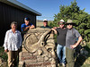 L-R: Shana, Shane Litten, Scott Warner, Bill Price, & Kevin Lee<br /> Glendive, Montana