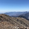 This video was taken atop the sub-peak, Mt. Baldy West, at an elevation of 9,988 feet (74 feet lower than the main peak, Mt. Baldy).<br /> September 29, 2018