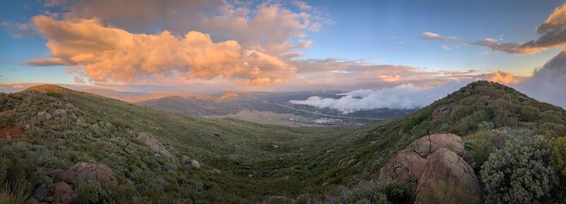 Viejas Mountain