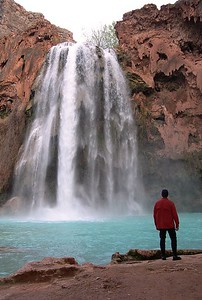 Havasupai Indian Reservation, Arizona. Copyright © 2004 All rights reserved.