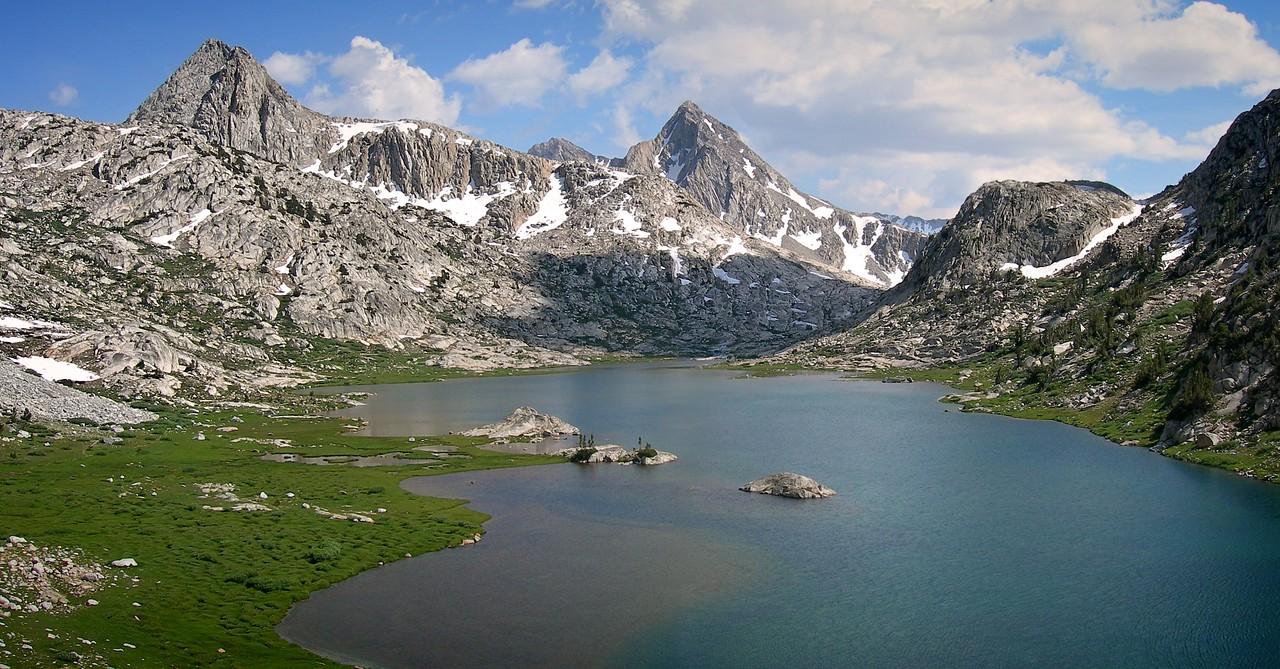 Beautiful Evolution Lake