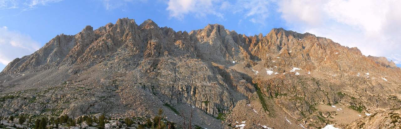 West Face of Mount Darwin