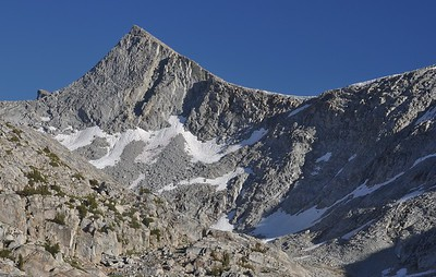 Unnamed Peak in Seven Gables Basin
