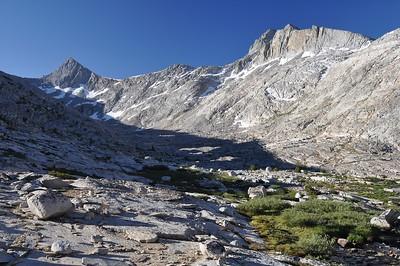 Unnamed Peaks