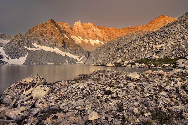 Clyde Spires and Echo Lake.  Copyright © 2010 All rights reserved.
