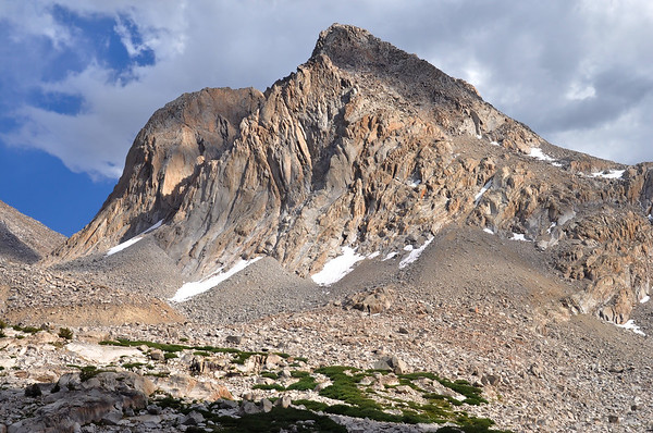 Mount Huxley.  Copyright © 2010 All rights reserved.