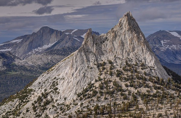 Cathedral Peak