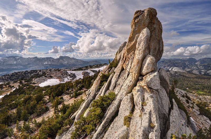 Tresidder Peak Summit