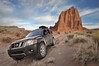 Exploring Cathedrals in My Xterra