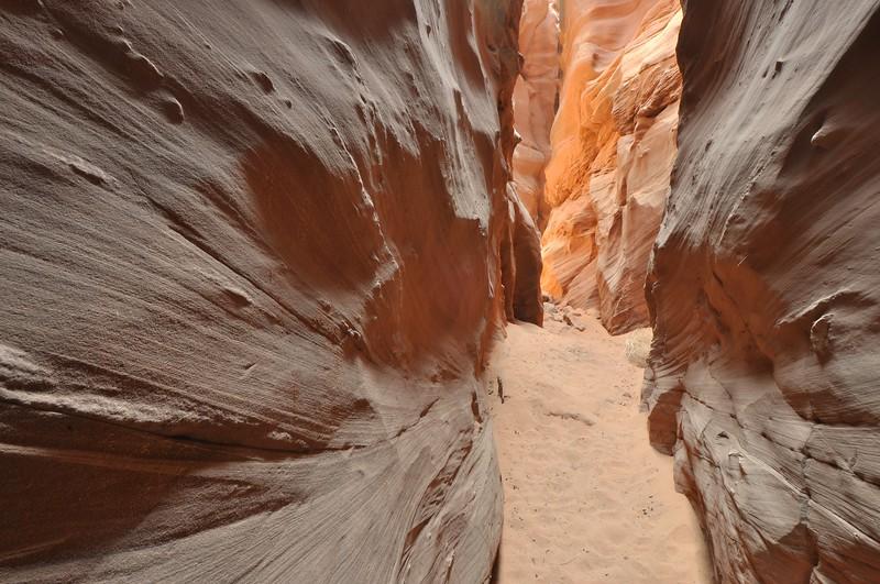 Moonshine Slot Canyon
