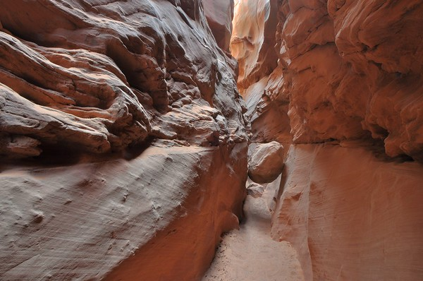 Moonshine Slot Canyon