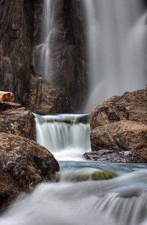 Shadow Creek Falls Inyo National Forest, California. Copyright © 2012 All rights reserved.