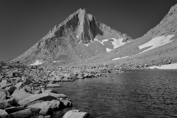 Merriam Peak and Royce Lake Inyo National Forest, California. Copyright © 2012 All rights reserved