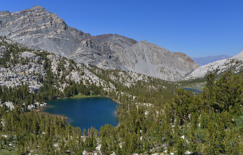 Pine Creek Lakes Inyo National Forest, California. Copyright © 2012 All rights reserved