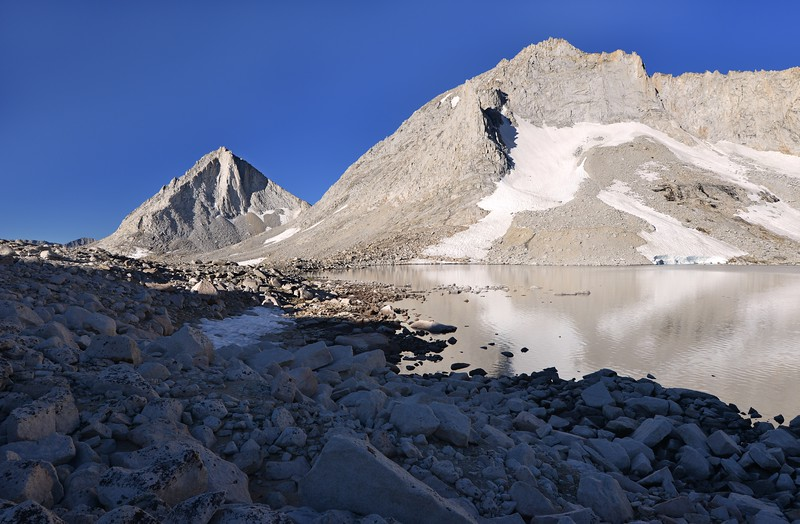 Merriam and Royce Peaks Inyo National Forest, California. Copyright © 2012 All rights reserved