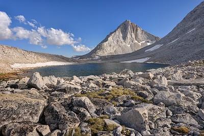 Merriam Peak and Royce Lake