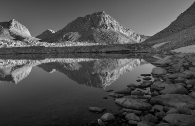 Reflections in Royce Lake Inyo National Forest, California. Copyright © 2012 All rights reserved