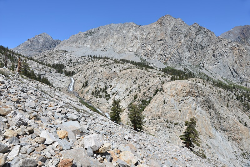 Pine Creek Drainage Inyo National Forest, California. Copyright © 2012 All rights reserved