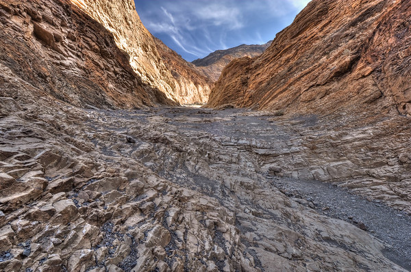 Beautiful Mosaic Canyon Death Valley National Park, California. Copyright © 2012 All rights reserved.