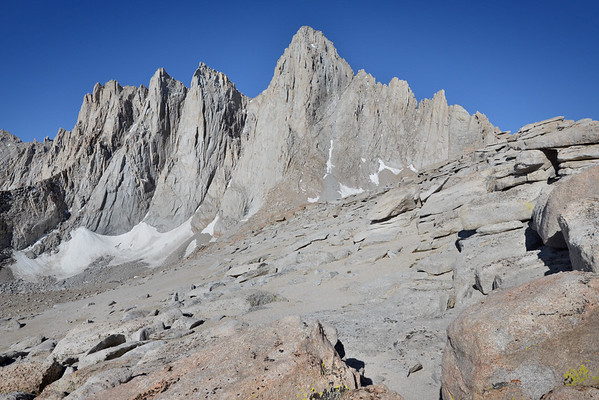 Mount Whitney Inyo National Forest, California.  Copyright © 2012 All rights reserved.