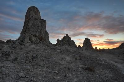 Trona Pinnacles National Natural Landmark Trona, California. Copyright © 2013 All rights reserved.