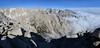 Pano from the summit<br /> Inyo National Forest, California.<br /> <br /> Copyright © 2013<br /> All rights reserved.