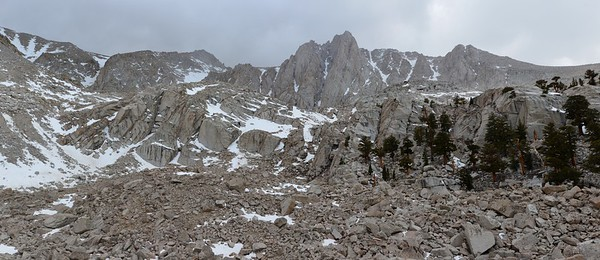 Mount Irvine Inyo National Forest, California.  Copyright © 2013 All rights reserved.