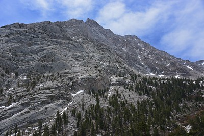 Lone Pine Peak Inyo National Forest, California.  Copyright © 2013 All rights reserved.