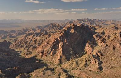 Summit Looking North