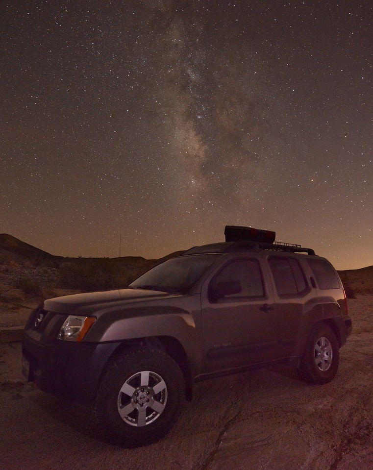 Fish Creek Mountain Area. <br /> Anza-Borrego Desert State Park, California. Copyright © 2013 All rights reserved.