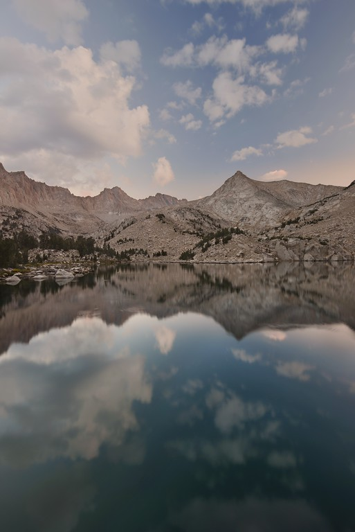 Afternoon Reflections in Baboon Lake