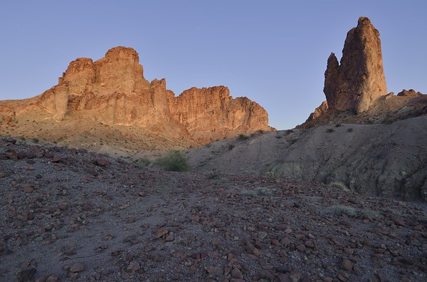 Picacho Peak Picacho Peak Wilderness, California Copyright © 2013 All rights reserved.